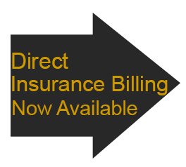 Direct insurance billing now available